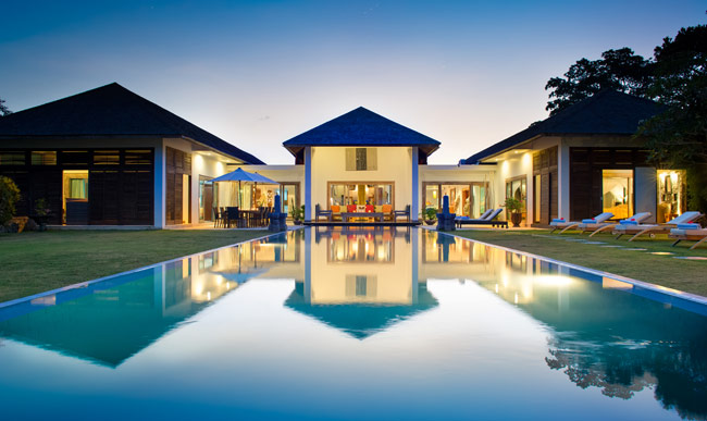 Luxury Villa Rental in Bali - Villa les Rizieres